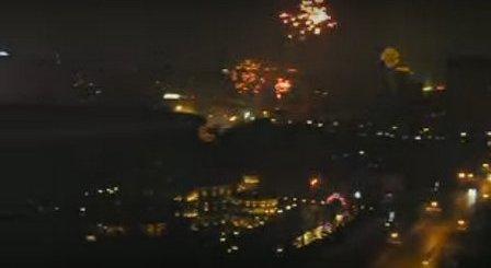 fireworks beijing 2007
