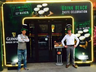 st patrick's day 2016 big smoke local beermania xl irish volunteer paddy o'shea's thel ocalbeijing china (6)