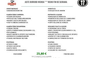 1.-ASTE BURUKO MENUA