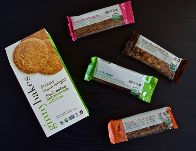 Ginny Bakes gluten free, vegan cookies and bars