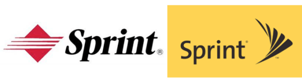 Sprint Logo Redesign
