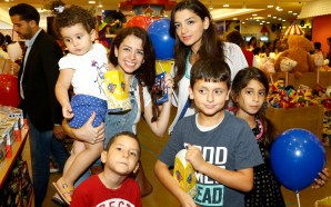 JouéClub inaugurates the 8th and biggest store in the Middle…