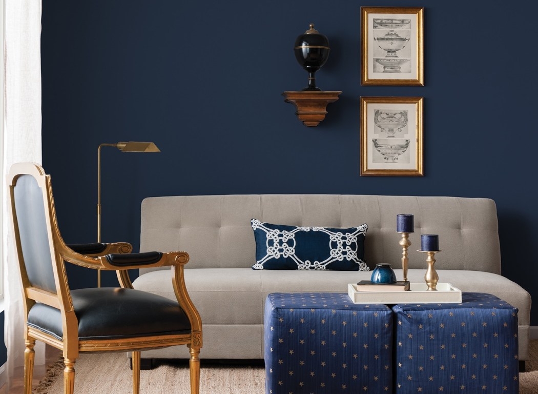 50 Shades of Blue! – home decor