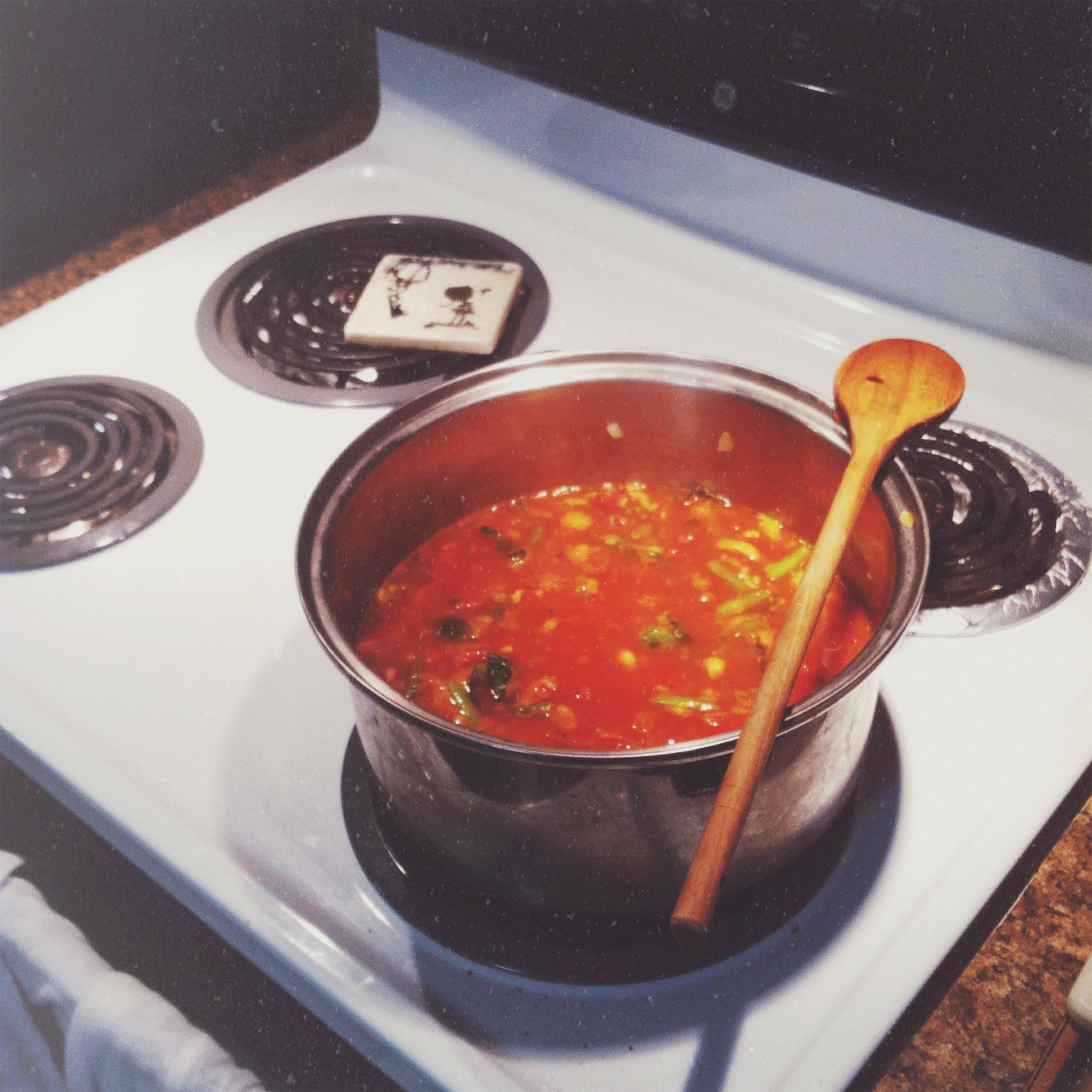 Post-Thanksgiving Soup