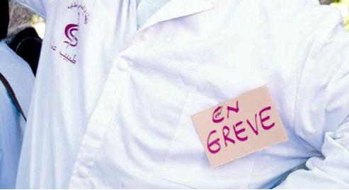 grève-paramédicaux