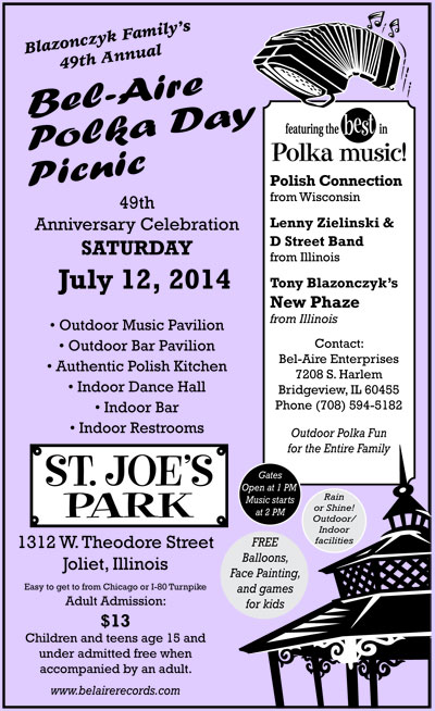 bel-aire day picnic