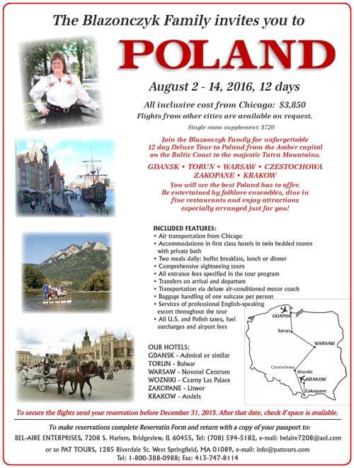 Poland Trip 2016