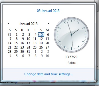 cara mengganti setting angka indonesia excel windows 7 4