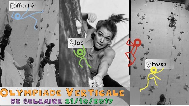 L'Olympiade Verticale de Belcaire un évènement 100% escalade en compétition de combiné formule combiné, solo ou en équipe!