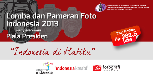 Lomba foto indonesia di hatiku