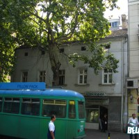 The oldest house in Belgrade