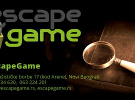 Escape Game - Belgrade