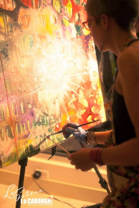 Live Art for Events