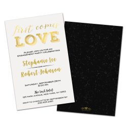 Smartly Comes Love Personalized Engagement Party Invitations Comes Love Personalized Engagement Party Invitations Bella Bug Engagement Party Invitations Diy Engagement Party Invitations Wording