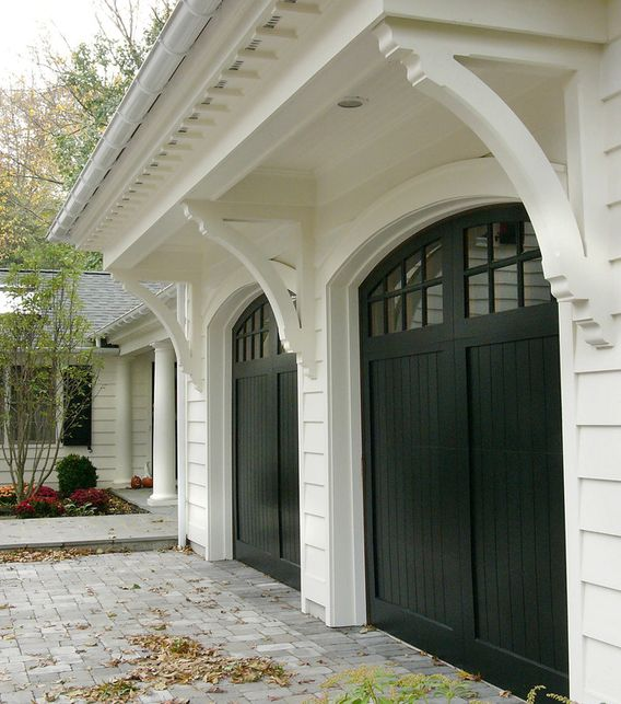 Curb appeal live your fun for Garage door curb appeal