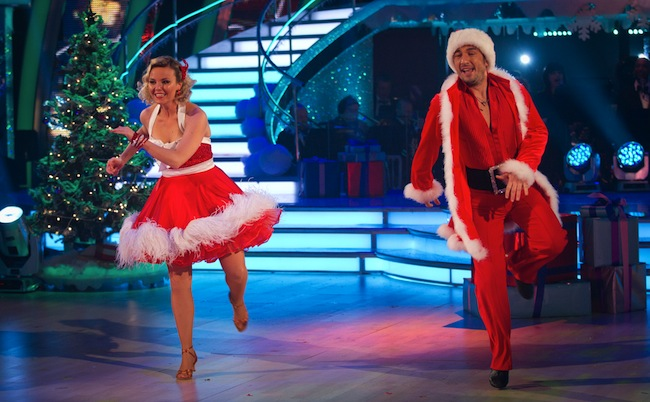 Strictly Christmas Special 2011 BBC