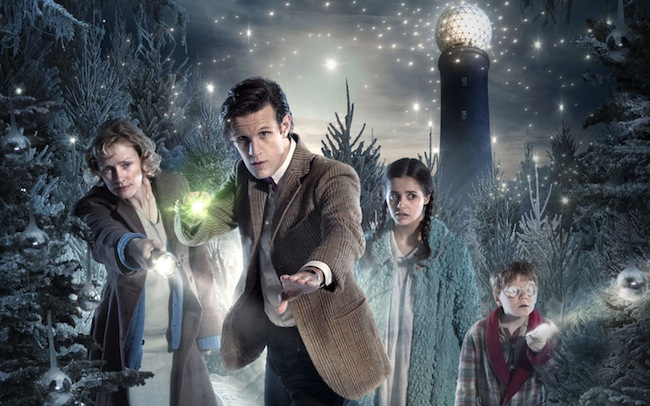Doctor Who Christmas Special 2011 BBC