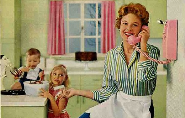 50s mother