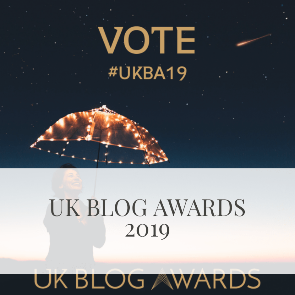| Lifestyle |UK Blog Awards 2019 – Belle Chic.