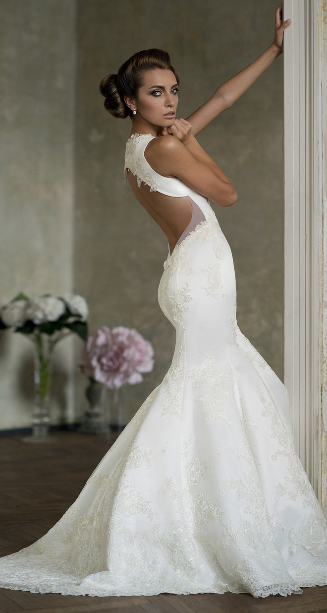 13 classy wedding dresses Love Story By Bien Savvy My Dress of The Week