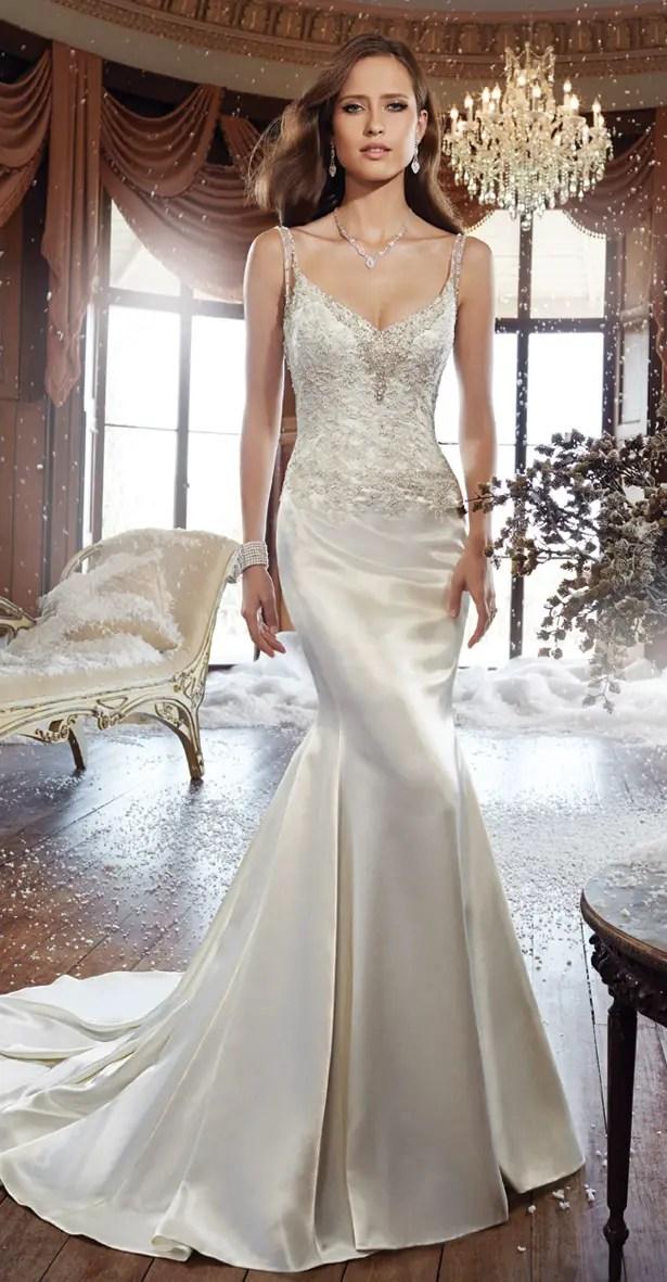 Sophia Tolli Fall Bridal Collection Crazyforus