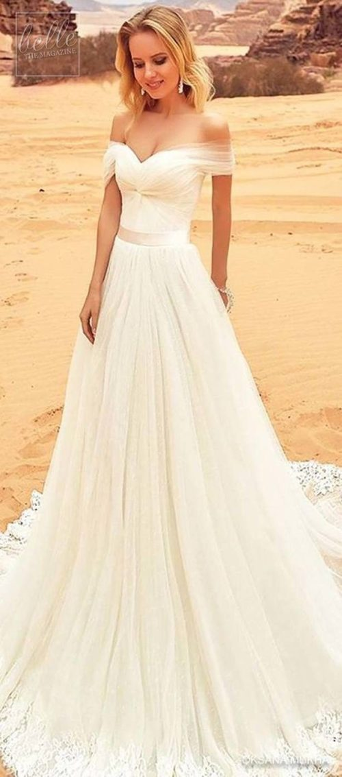 Medium Of Simple Wedding Dress