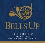 Bells Up Firebird 2014 Wine Label