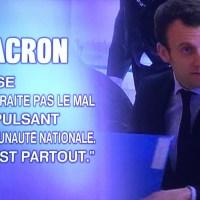 #Décheance et remaniement: E. Macron s'oppose et tacle M. Valls...