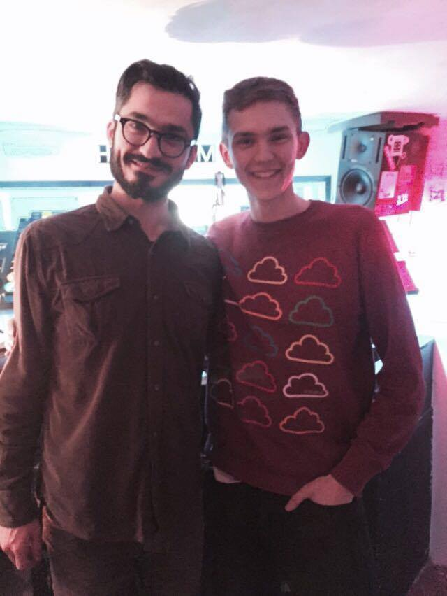 Talking Chew, Seedrs and Future Bounce with @PureSoulMusic on Hoxton FM