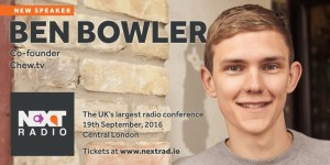 Speaking at Next Radio Conference: How the Radio Audience Became Broadcasters