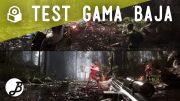 Star Wars Battlefront PC Gama Baja Ultra 1080p