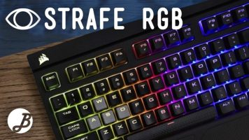 Corsair Strafe RGB MX Silent – Análisis