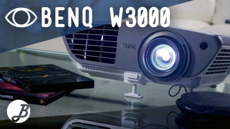 Proyector DLP BenQ W3000 – Análisis