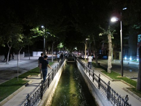 Kanal Boyu