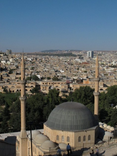 View of Urfa