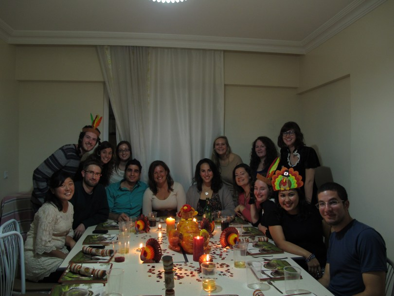 Expat Thanksgiving