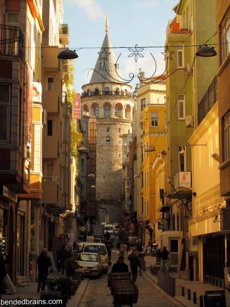 Culture Shock Galata Tower