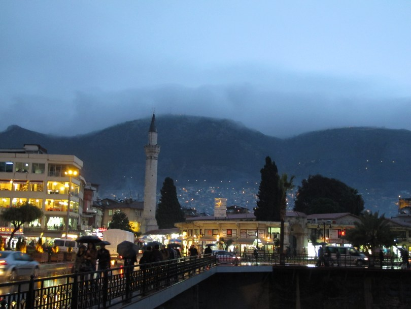 Hatay in the Rain