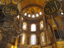 Aya Sofya Toursitic Istanbul