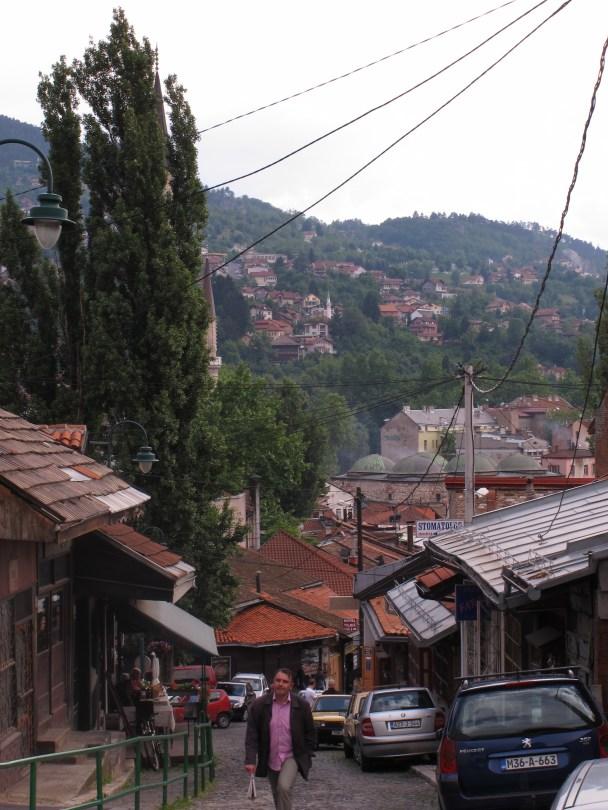 Sarajevo Old City Fatalistic Bosnian
