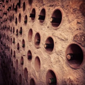 Bendida-wine-wall