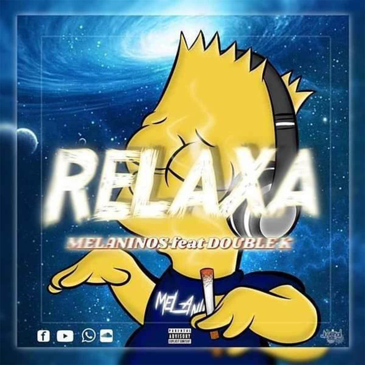Melaninos - Relaxa (feat. Double K)