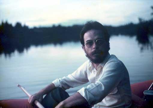 Ben Lindgren Lake Tanwax WA | 1975