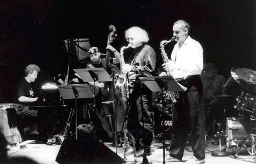 Glen Spearmann Double Trio Vancouver BC | 1993