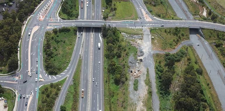 Photogrammetry Survey ensures M1 Motorway continues to flow…