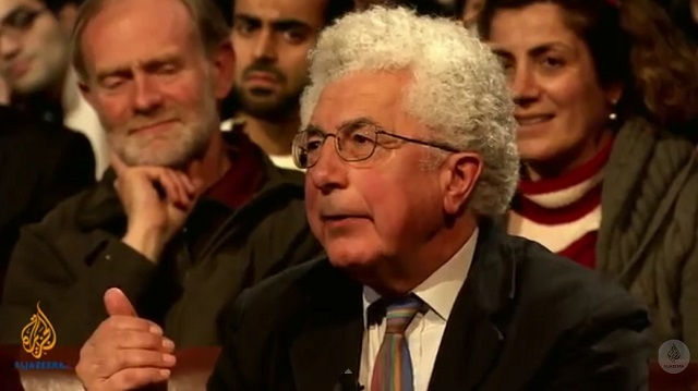 Avi Shlaim on Liberal Zionism, the 'Dead'  2-State Solution, and Colonial Pizza