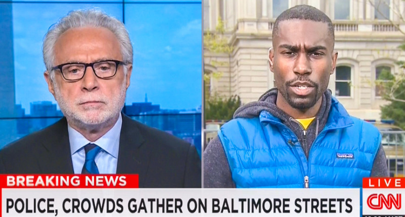 """CNN's Wolf Blitzer Exposes the Inherent Bias in """"Objective"""" Journalism™"""