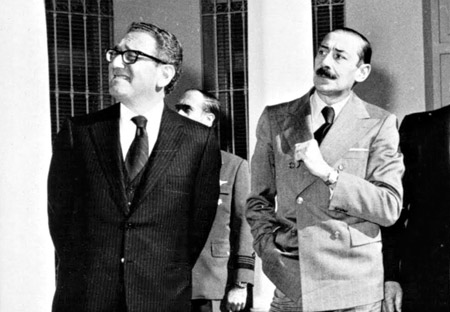 Documents Detail US Complicity in Operation Condor Terror Campaign