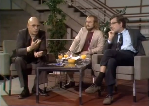 "Foucault: ""Why Shouldn't I Be Interested"" in Politics?"