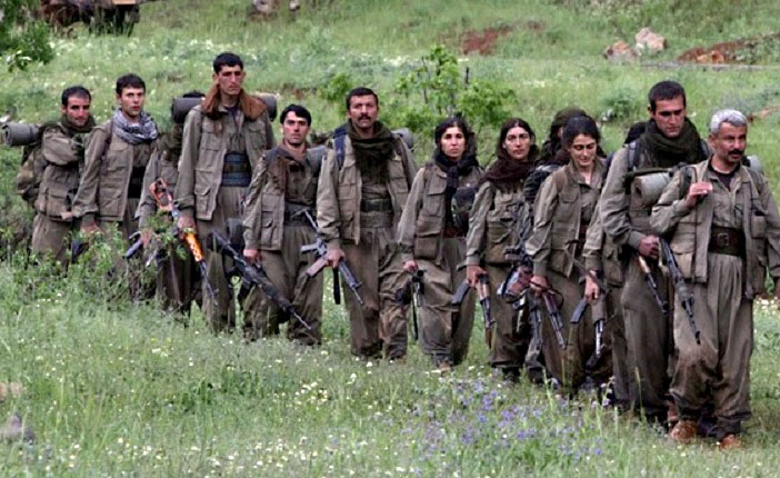 Turkey Pulls an Israel, Accuses Kurds of Using Civilians as 'Human Shields'